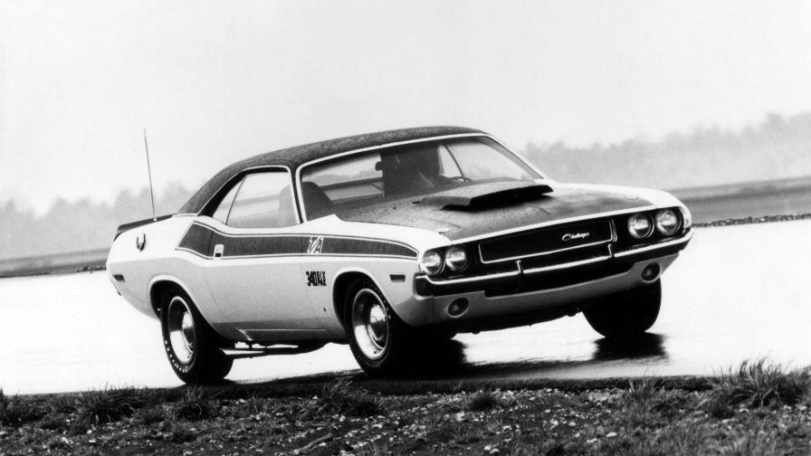 1970 Dodge Challenger T A 7